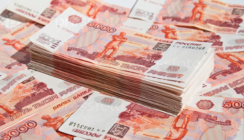 картинки деньги россии