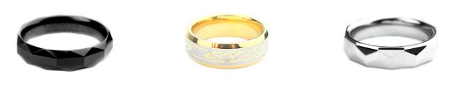 сплав кольца из карбида вольфрама